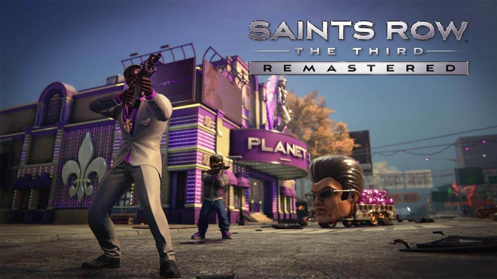 Saints Row - The Third Remastered