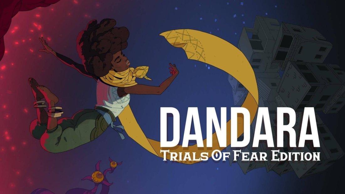 Dandara Trials of Fear Edition destaque
