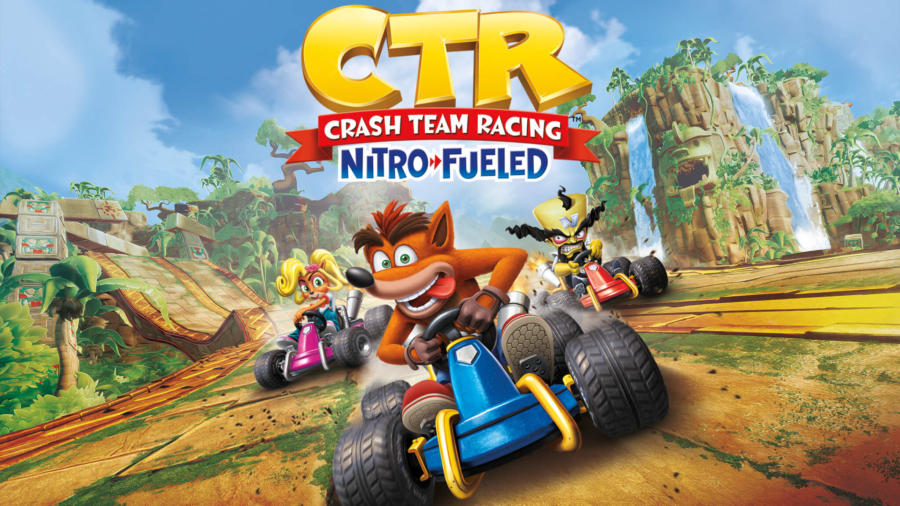 Crash Team Racing-capa