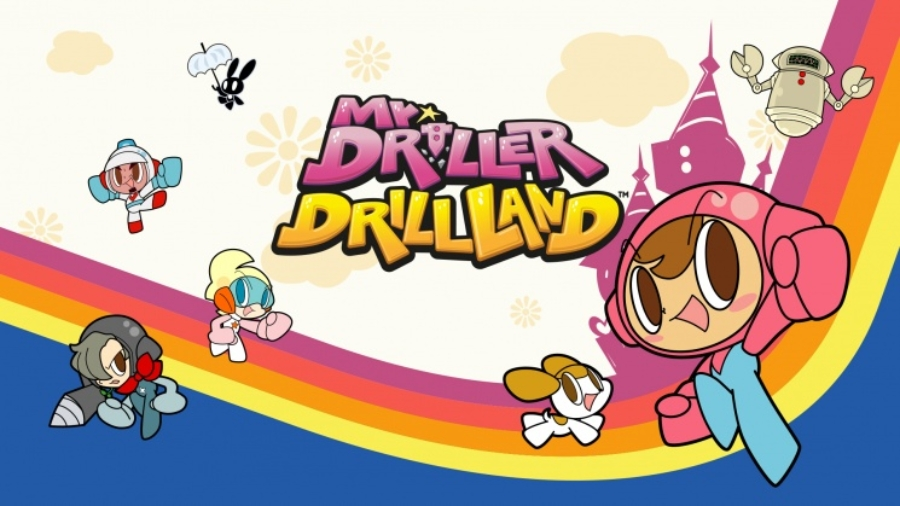 Capa Mr. Driller and DrillLand