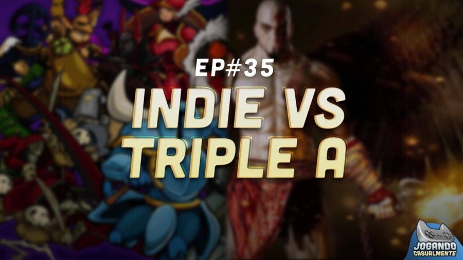 JC 35 - Indie vs Triple A