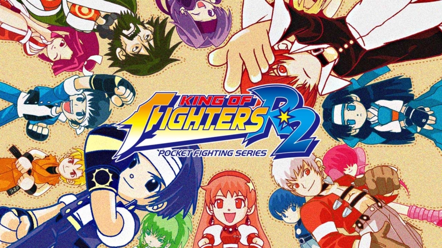 King of Fighters R-2 Capa