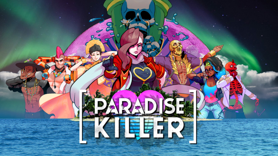 Paradise Killer para Nintendo Switch