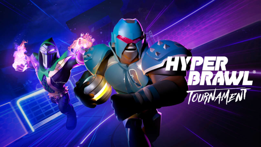 Hyperbrawl Tournament capa