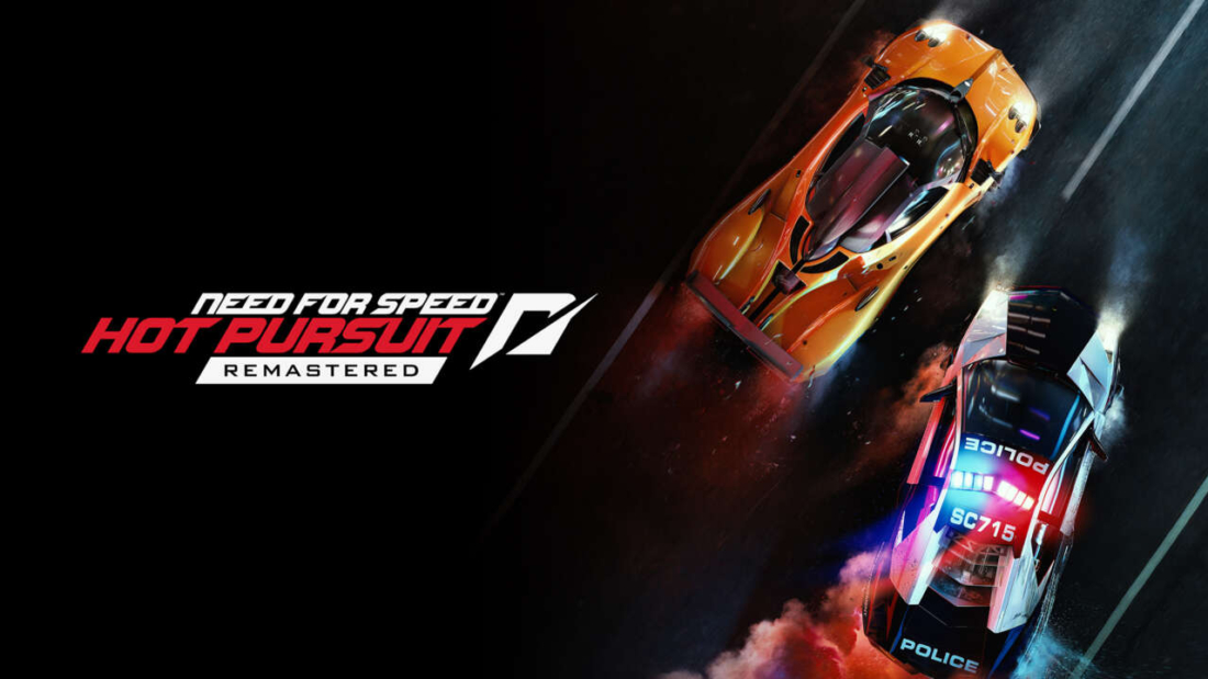 NFS Hot Pursuit Remastered capa