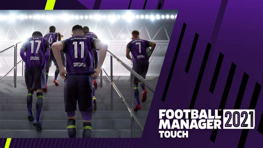 Imagem destcada Football Manager Touch 2021