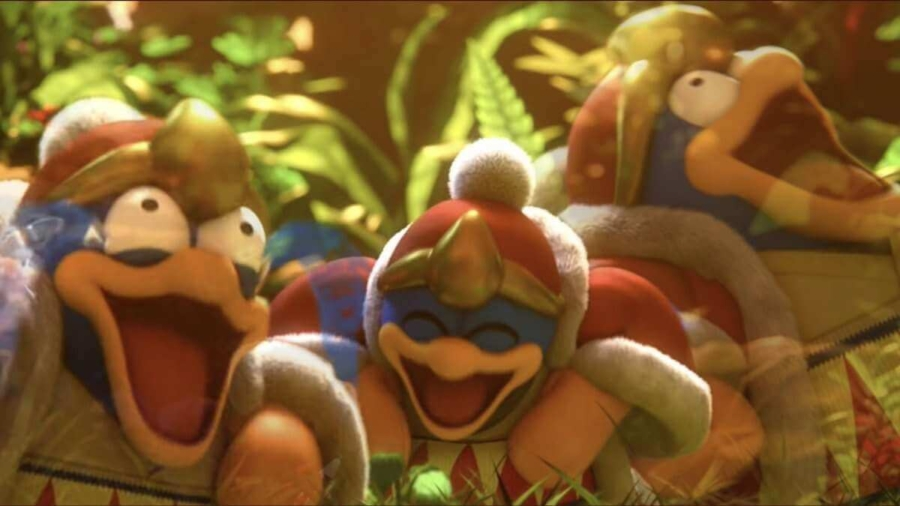 Laughing King Dedede