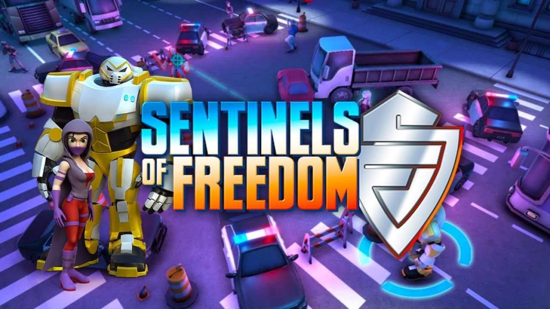 Review Sentinels of Freedom Switch