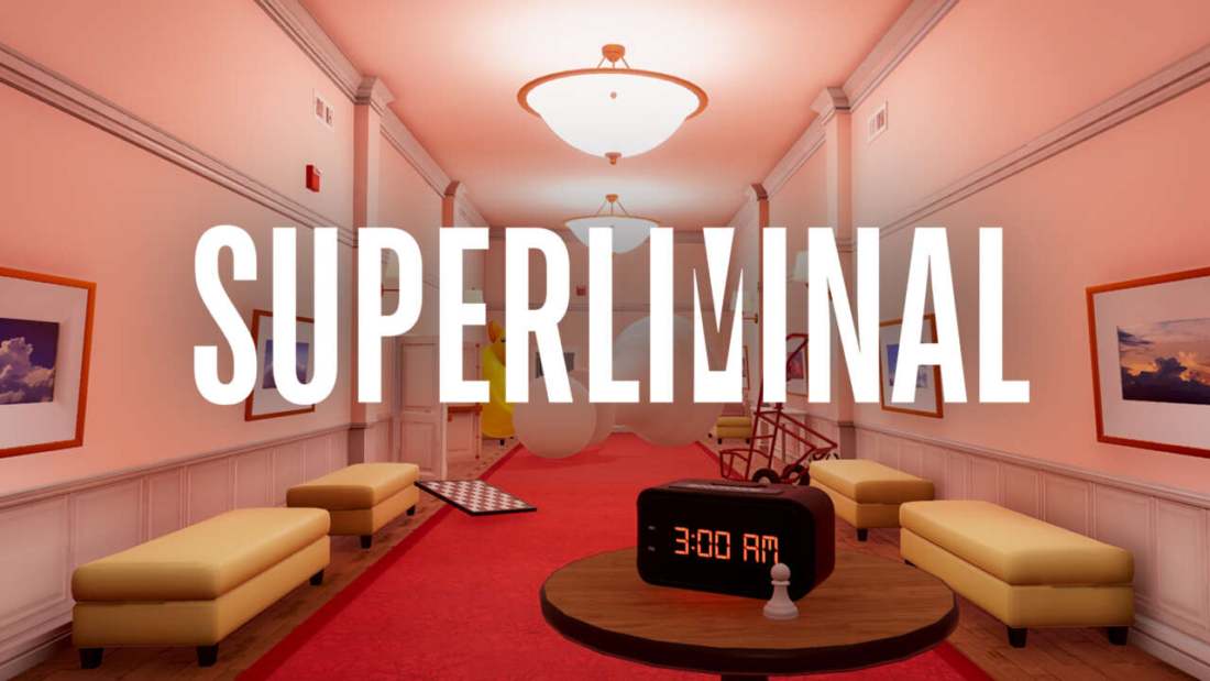 Capa de Superliminal