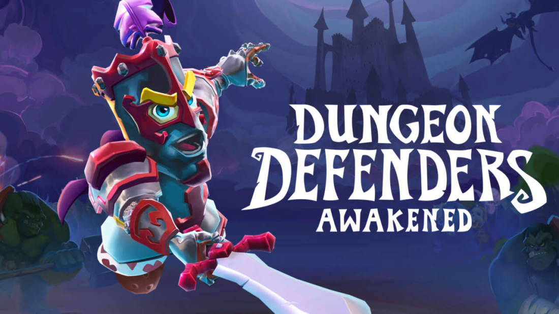 Review Dungeon Defenders Akawened (Xbox One)