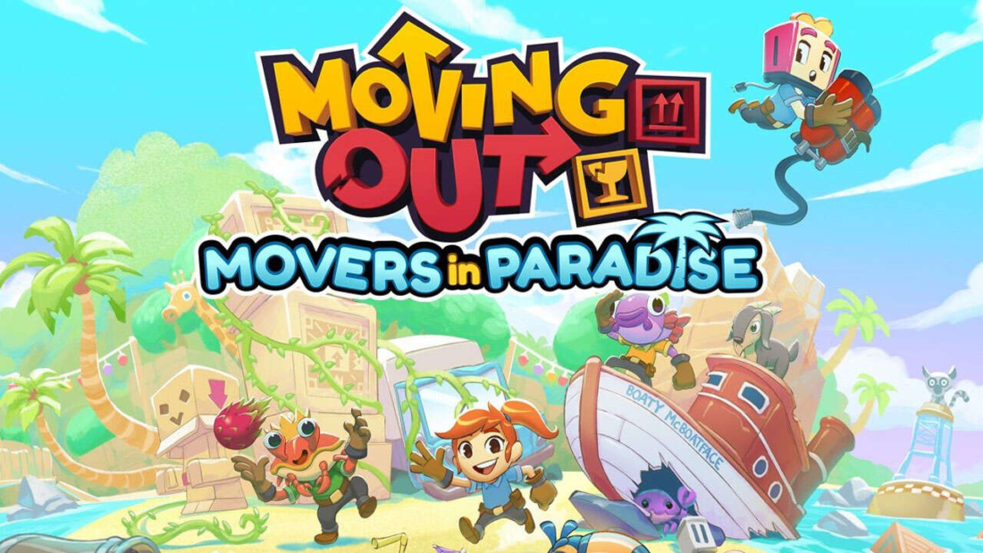 Movers In Paradise Capa