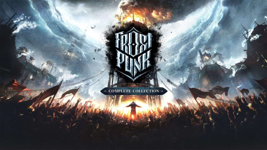 Frostpunk: Complete Collection Capa
