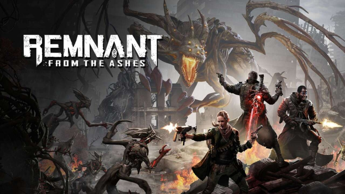 Remnant from the Ashes Capa