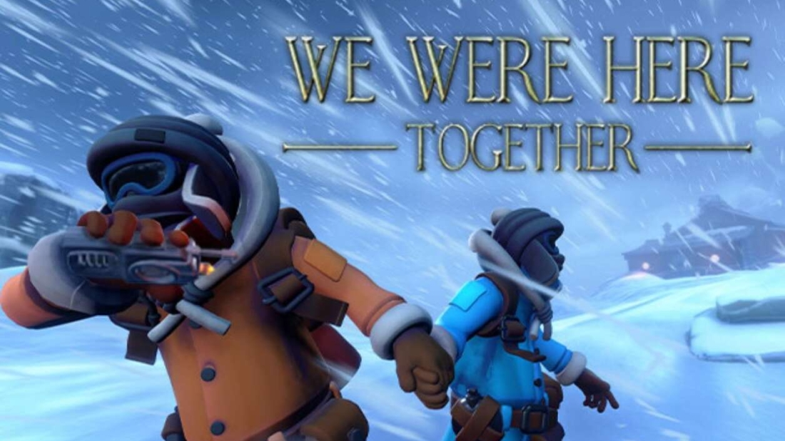 Review We Were Here Together Capa