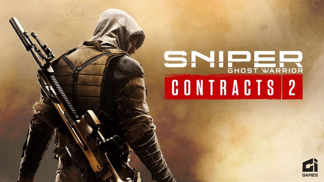 Capa Sniper Ghost Warrior Contracts 2